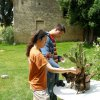 Travaux camping 20/08